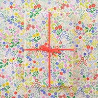 Flora Wrapping Paper