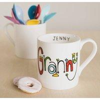 Personalised Granny Mug
