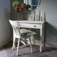 Desk And Chair Hand Painted ~ Any Colours, White/Light Blue/Blue