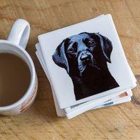 Personalised Pet Dog Or Cat Coaster