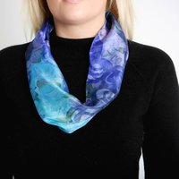 Garden Snood Scarf