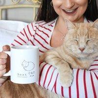 Best Cat Mum Mug