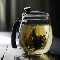 Glass Teapot Flowering Tea