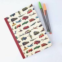 Vehicle Notebook