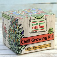 Chilli Growing Kit All in One
