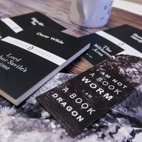 Little Black Classics Book And Hot Drink Bundle
