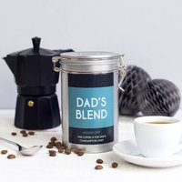 Dads Blend Coffee Gift In Tin
