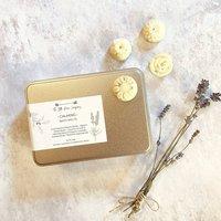 Calming Natural Solid Bath Oil Melts