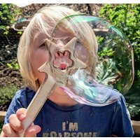 Kids Eco Friendly Magic Bubble Blowing Wand