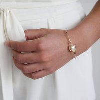 Freshwater Pearl Beaded Bracelet