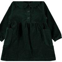 Phelia Gables Green Long Slleve Cord Dress
