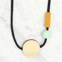 Morse / Mustard + Mint