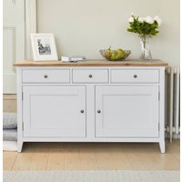 Ridley Grey Large Sideboard