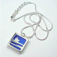 Sail Away Pendant Necklace