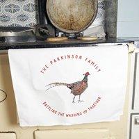 Personalised Freestyle Tea Towel