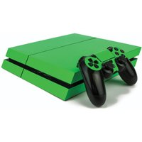 Ps4 Play Station Four Fluorescent Skin