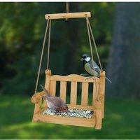 Swinging Seat Bird Feeder