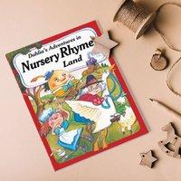 Adventures In Nursery Rhyme Land Personalised Book