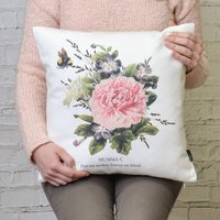 Mother's Day Personalised Cushion Cover