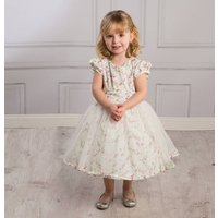 Liberty Print Elizabeth Tulle Dress