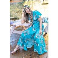 Rosie Wrap Dress Latigo Bay