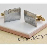 Original Bentley Car Engine Part Cufflinks
