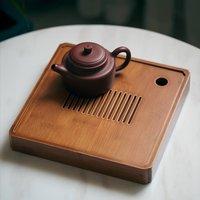 Kungfu Tea Tray Bamboo