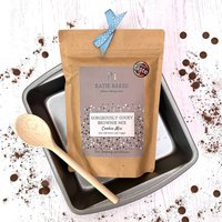 Eco Brownie Baking Kit With Baking Tin And Spoon