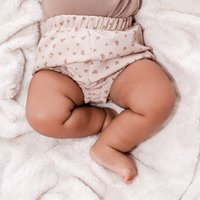 Bloomers For Toddler In Pearl