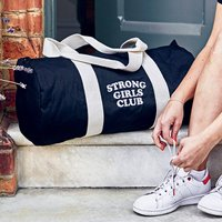 Strong Girls Club Gym Weekend Bag