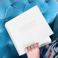 Beautifully Bespoke Wedding Memory Book