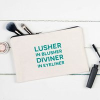 Make Up Bag Lusher In Blusher