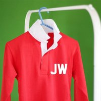 Childs Personalised Rugby Top
