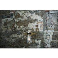 Kai Pendant Light, Antique Brass/Brass/Silver