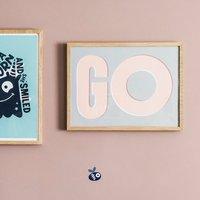 Go Explore Poster Print
