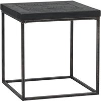 Hadley Charcoal Square Coffee / Side Table