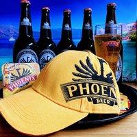 Phoenix Beer Sharing Pack With Baseball Cap
