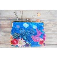 Isla Silk Clutch Bag