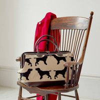 Eaton Spaniel Overnight Gladstone Bag