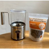 Hot Chocolate Lovers Dream Gift Milk Frother