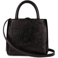 Vegan Mini Handbag: Black