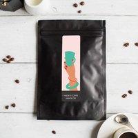 Personalised Coffee Break Coffee Gift