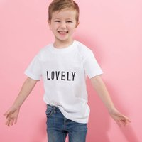 Personalised Childs Mother's Day Statement T Shirt