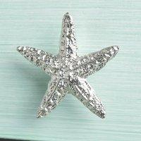 Starfish Bathroom Cupboard Handle