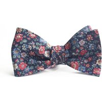 Soho Floral Bow Tie