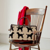 Eaton Labrador Overnight Gladstone Bag
