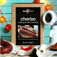 Make Your Own Chorizo With Machine