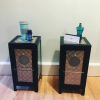 Handcrafted Bedside Cabinets