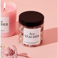 Best Teacher Luxury Bath Soak