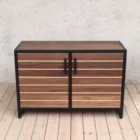 Connel Solid Walnut Sideboard